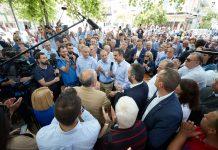 Μητσοτάκης: Θα πείτε όχι στα ψέματα στο διχασμό στην εθνική ταπείνωση, στην επαίσχυντη συμφωνία των Πρεσπών