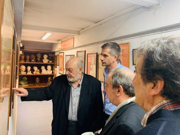 Μπακογιάννης: Το Θεατρικό Μουσείο να γίνει ένα σύγχρονο Ευρωπαϊκό μουσείο
