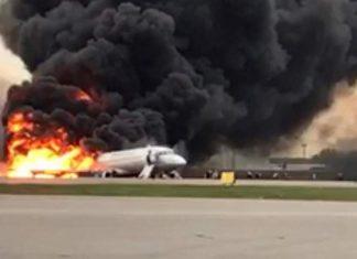 ΜΟΣΧΑ: Στους 41 οι νεκροί από την αεροπορική τραγωδία