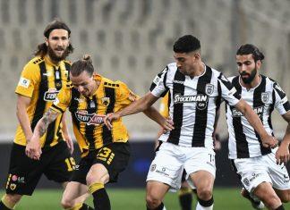 Νταμπλούχος ο ΠΑΟΚ – Νίκησε την ΑΕΚ με 1-0