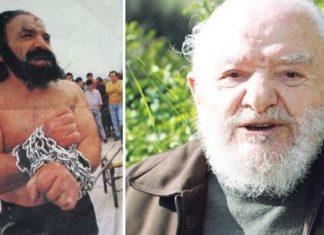 """Πέθανε ο θρυλικός μασίστας """"Σαμψών"""