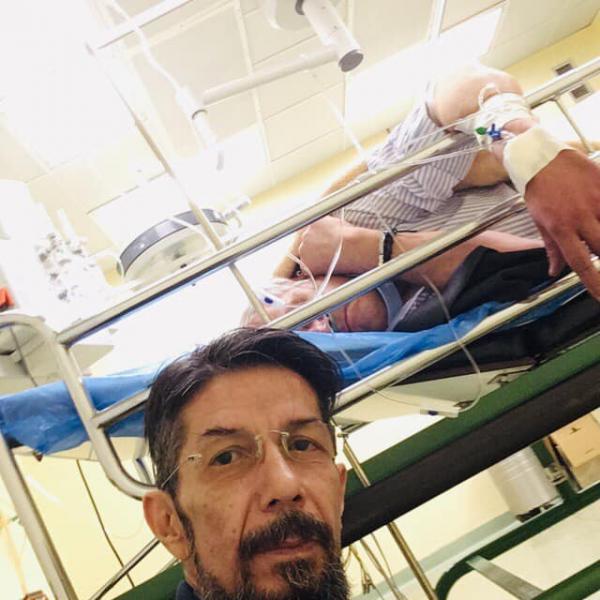 Τροχαίο ατύχημα για τον σεισμολόγο Άκη Τσελέντη