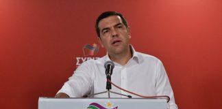 Τσίπρας από τη Ρόδο: Στις 7 Ιουλίου ψηφίζουμε για τις ζωές μας