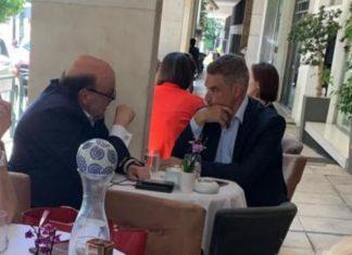 Τι έλεγαν οι Καραμανλικοί Αντώναρος και Σπηλιωτόπουλος στο Κολωνάκι