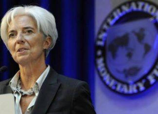 Λαγκάρντ: Να επανεξεταστεί ο στόχος για πρωτογενές πλεόνασμα 3,5% στην Ελλάδα