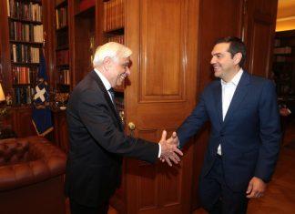 Ο Τσίπρας ζήτησε από τον Πρόεδρο της Δημοκρατίας την προκήρυξη πρόωρων εκλογών