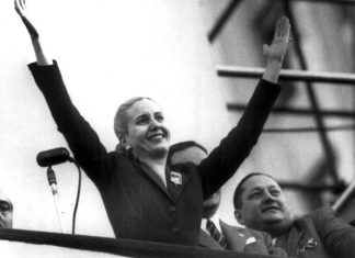 Εκατό χρόνια από τη γέννηση της Εβίτα Περόν
