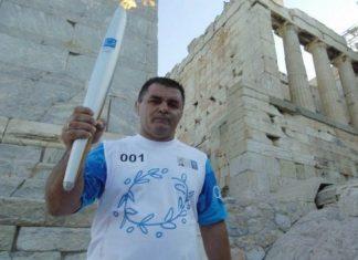 Πέθανε ο Ολυμπιονίκης Μπάμπης Χολίδης
