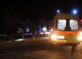 Αλεξανδρούπολη: Πολύνεκρο τροχαίο με έξι νεκρούς και 10 τραυματίες