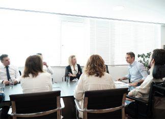 Νέα Δημοκρατία: Συνάντηση Μητσοτάκη με τους 8 ευρωβουλευτές