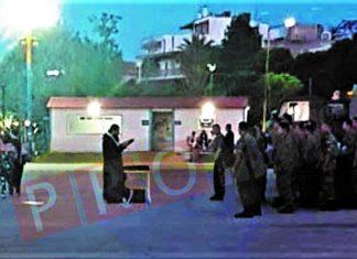Ελληνικές στρατιωτικές δυνάμεις μεταφέρονται στα νησιά του Αιγαίου