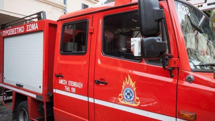Πολύ υψηλός κίνδυνος πυρκαγιάς και αύριο – Ποιες περιοχές είναι στο «κόκκινο»