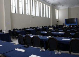 Σε ετοιμότητα το Κέντρο Τύπου του Ζαππείου για την κάλυψη των εθνικών εκλογών