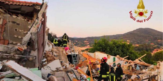 ΙΤΑΛΙΑ: Τραγωδία - Τρεις νεκροί από έκρηξη σε πολυκατοικία