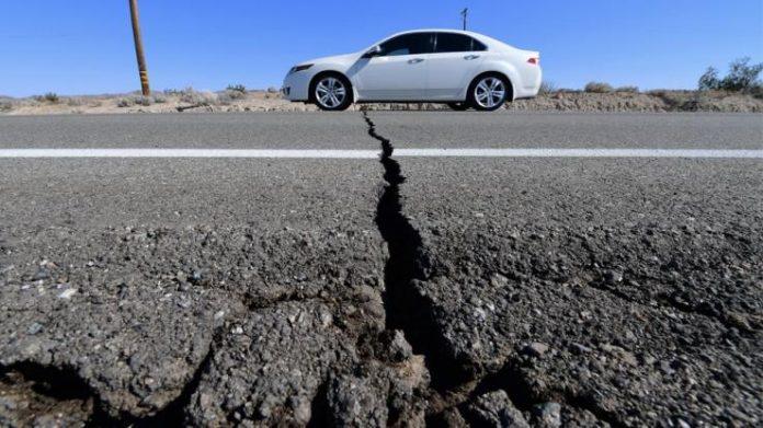 ΚΑΛΙΦΟΡΝΙΑ: Ισχυρός σεισμός 7,1 βαθμών