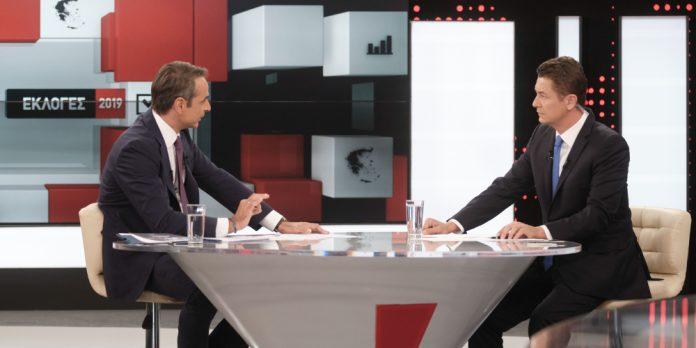 Μητσοτάκης στον Alpha: Τι είπε για εκλογές, οικονομία, άσυλο και ποινικό κώδικα