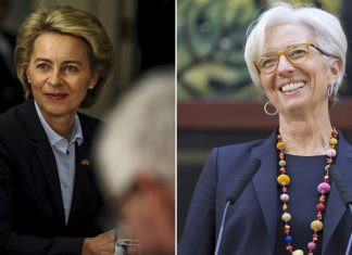 Σύνοδος Κορυφής: Επικεφαλής της Κομισιόν η Ούρσουλα φον ντερ Λάιεν
