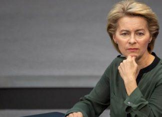 Η πρώτη γυναίκα πρόεδρος της Κομισιόν η Ούρσουλα φον ντερ Λάιεν
