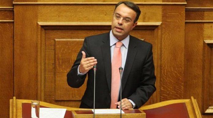 Βουλή: Συνεχίζεται για δεύτερη ημέρα η συζήτηση επί της πρότασης δυσπιστίας κατά του Χρήστου Σταϊκούρα