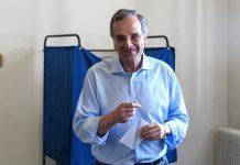 Σαμαράς: Θα ξαναχτίσουμε την Ελλάδα της δικαιοσύνης και της αξιοπρέπειας