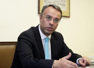 Ο Σταϊκούρας ανακοίνωσε νέα μέτρα στήριξης