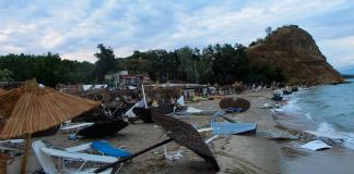 Χαλκιδική: Μάχη με τον χρόνο για να κλείσουν οι πληγές