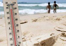 Σε εξέλιξη το κύμα ζέστης, με πάνω από 40 βαθμούς το Σάββατο