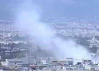 Βίντεο-σοκ: Η στιγμή που ο σεισμός «χτυπά» την Αττική