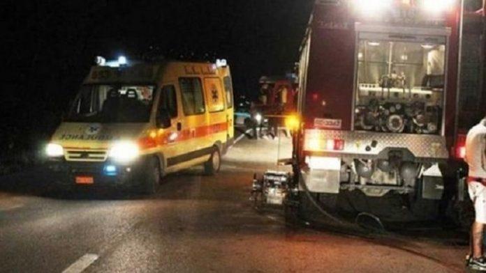 Αχαΐα: Σοβαρό τροχαίο με τραυματίες στο Δρέπανο