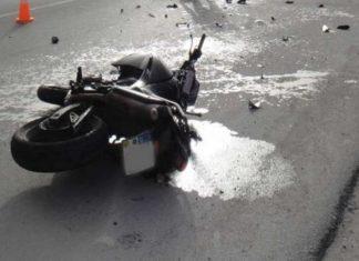 Νεκρός 48χρονος σε φρικτό τροχαίο με μοτοσικλέτα