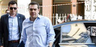 Τσίπρας: κατηγόρησε την κυβέρνηση για «ασυνεννοησία» και «έλλειψη σχεδιασμού στην επανέναρξη του τουρισμού»