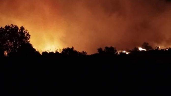 Ζάκυνθος: Δύσκολη νύχτα για το χωριό Κερί