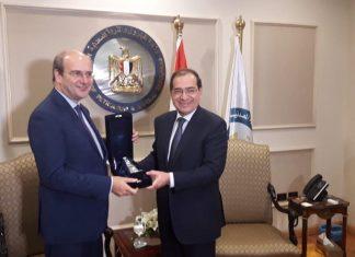 Επαφές με βασικό θέμα τη διάρθρωση του East Med Gas Forum (EMGF) πραγματοποίησε στην Αίγυπτο ο υπουργός Περιβάλλοντος και Ενέργειας Κωστής Χατζηδάκης.