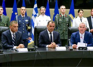 Παναγιωτόπουλος: Το μεγαλύτερο πρόβλημα που καλείται να αντιμετωπίσει η Κυβέρνηση είναι το προσφυγικό