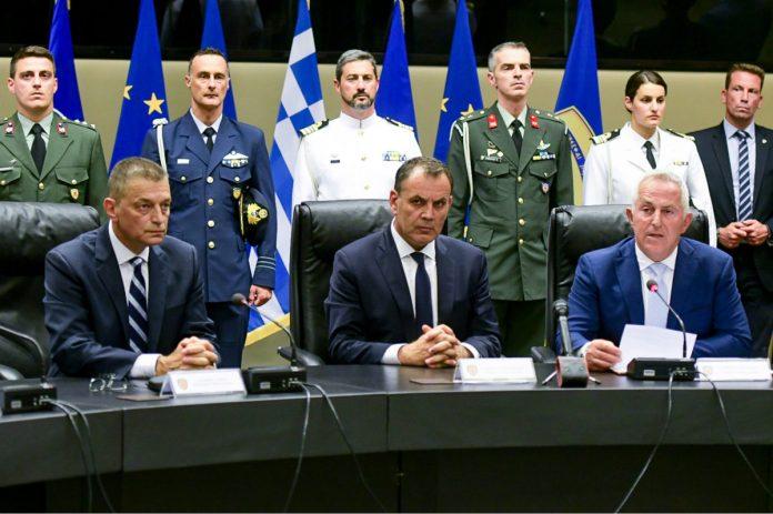 Παναγιωτόπουλος: Θα σφραγίσουμε τον Έβρο – Ενισχύουμε τα μέτρα επιτήρησης στο Αιγαίο