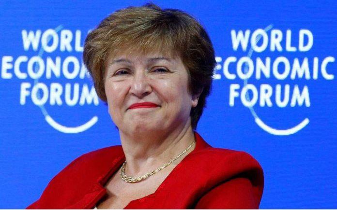 Η Κρισταλίνα Γκεοργκίεβα υποψήφια της Ε.Ε. για την ηγεσία του ΔΝΤ