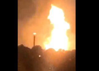 ΗΠΑ: Ένας νεκρός από ισχυρή έκρηξη σε αγωγό φυσικού αερίου