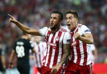 Champions League: Ο Ολυμπιακός σφράγισε το εισιτήριο για τους ομίλους – 4-0 την Κράσνονταρ