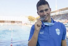 Παγκόσμιος πρωταθλητής στην κολύμβηση ο Απόστολος Παπαστάμου