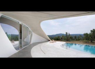 Βίλα στην Πελοπόννησο βραβεύτηκε ως η εντυπωσιακότερη κατοικία του κόσμου (βίντεο)