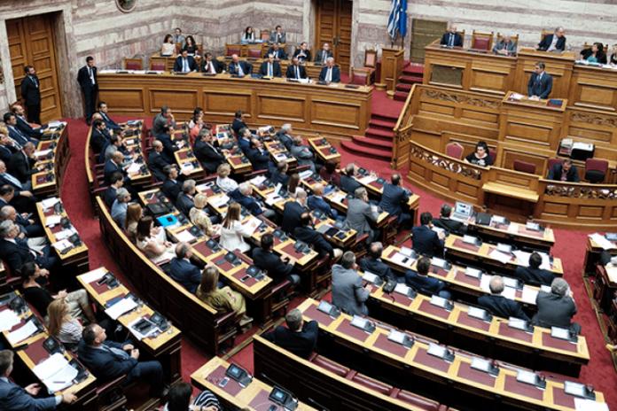 Κορωνοϊός: Τα μέτρα προστασίας στη Βουλή