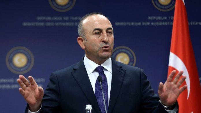 Τσαβούσογλου: Η Τουρκία θα συνεχίζει να υπερασπίζεται τα συμφέροντα των τουρκοκυπρίων