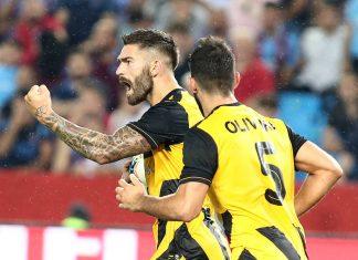 Europa League: Τραμπζονσπόρ - ΑΕΚ 0-2