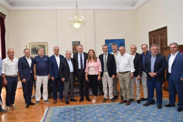 """Θεοδωρικάκος: Δεδομένη η απόλυτη στήριξη της κυβέρνησης στους Δημάρχους της Θεσσαλονίκης και όλης της Β. Ελλάδας"""""""