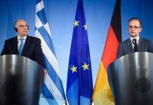 Υπέρ της ευρωπαϊκής προοπτικής των Δυτικών Βαλκανίων Δένδιας και Μάας
