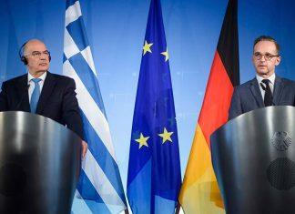Η Γερμανία αναλαμβάνει διαμεσολαβητική προσπάθεια για αποκλιμάκωση της έντασης στην ανατολική Μεσόγειο