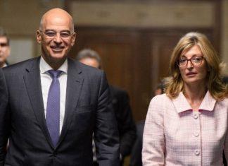 Δένδιας: Ελλάδα - Βουλγαρία ενισχύουν τη στρατηγική σχέση τους σε διμερές και περιφερειακό επίπεδο