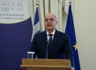 Δένδιας: Κοινή μας θέση είναι ότι στηρίζουμε την ευρωπαϊκή προοπτική όλων των Δυτικών Βαλκανίων