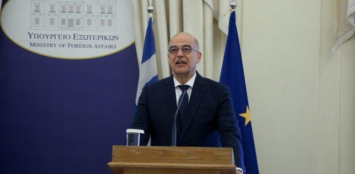 Δένδιας: Η Βόρεια Μακεδονία να εφαρμόσει πλήρως και με συνέπεια τη Συμφωνία των Πρεσπών