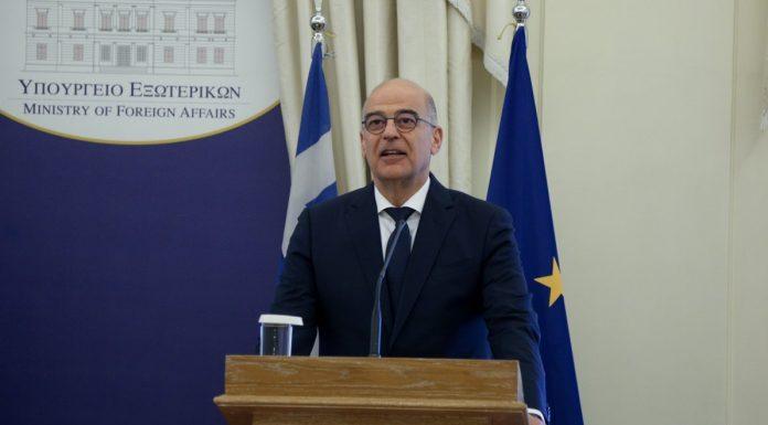 Δένδιας προς Τουρκία: Η Ελλάδα αντιδρά όπως πρέπει και όταν πρέπει